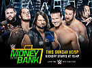 WWE2017年6月19日-)2017合约阶梯大赛-)Money In The Ban
