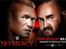 WWE2017年9月25日-)2017毫不留情-)WWE NO MERCY